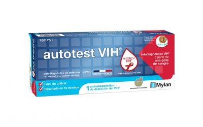 Nou Autotest VIH Mylan